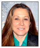 Helena Connors, associate director, Parking and Transportation Services