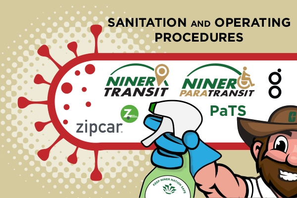 PaTS sanitation and operating procedures graphic